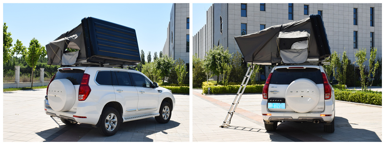 hard shell roof top tent -T02